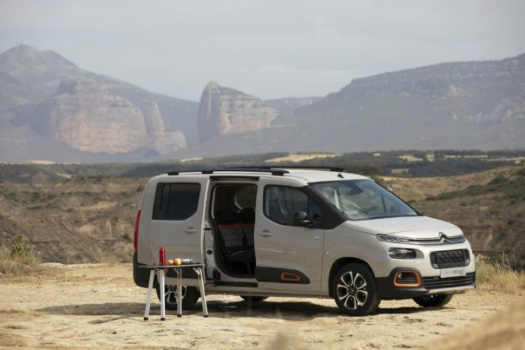 Citroen Berlingo Camping