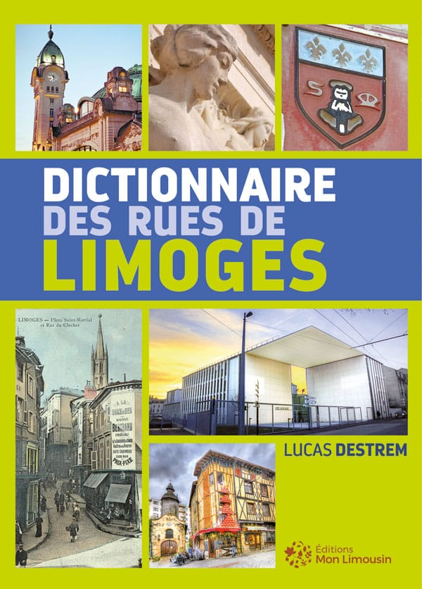 Parution du Dictionnaire des rues de Limoges dans Actualité locale