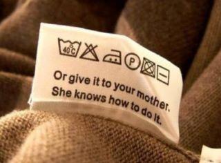 Laundry advise ...