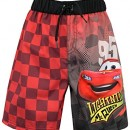 Disney Cars – Shorts de Bain – Flash McQueen – Garçon – 6 Ans