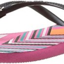 Havaianas Slim Tribal – Tongs femme – Rose (Shocking 0703) – 41/42 EU (39/40 BR)