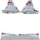 O'Neill PG Structure Triangle Bikini Fille 14 ans Multicolore – Pink Aop W/Blue