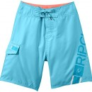 Rip Curl Shock Games Fixed Waist 17″ Boardshort Garçon Blue Atoll FR : 10 ans (Taille Fabricant : 10)