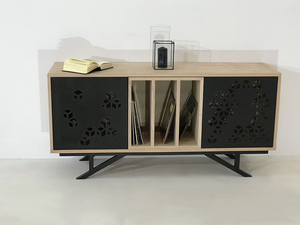 buffet salon design mon meuble design