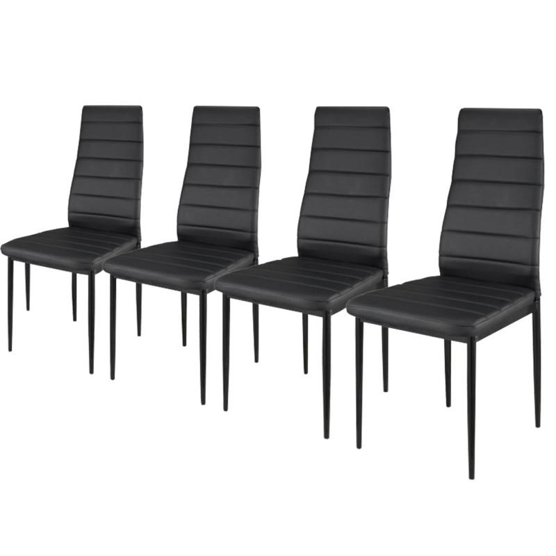 lot de 4 6 ou 8 chaises design s2