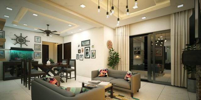 Kerala home interior design ideas - How to make a small ...