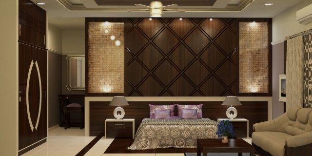 Interior Design for 1, 2, 3, 4 BHK flats, Cost, Designers ...