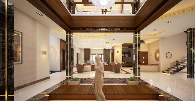 Interior designers in Cochin,Calicut | patio designs in Kerala