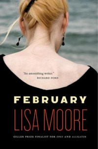 Book review of FEBRUARY by Lisa Moore