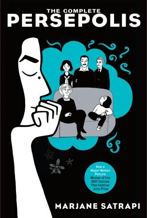 Persepolis (graphic novel) by Marjane Satrapi