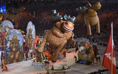 Vancouver Winter Olympics closing ceremonies