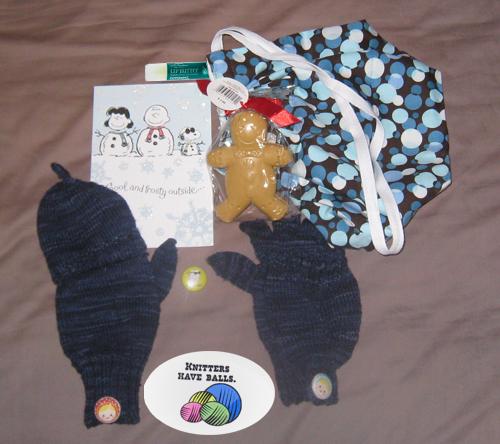 Festivus Miracle Swap-o-Rama gift