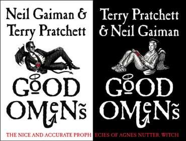 Good Omens by Pratchett & Gaiman