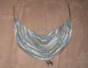 Multnomah - garter stitch