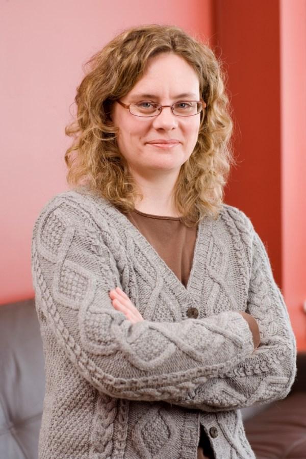 The Yarn Harlot (aka Stephanie Pearl-McPhee)