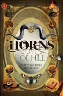 Horns by Joe Hill (UK cover)