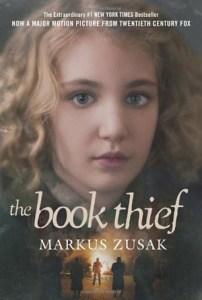 The Book Thief by Markus Zusak (Movie Tie In edition)