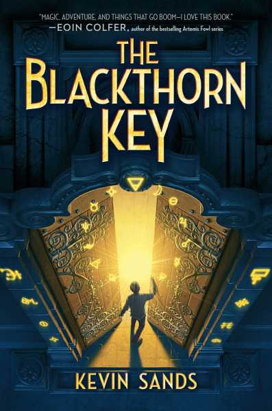 The Blackthorn Key bookcover