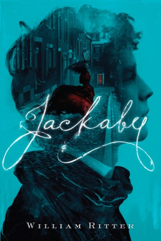 book cover of Jackaby by William Ritter
