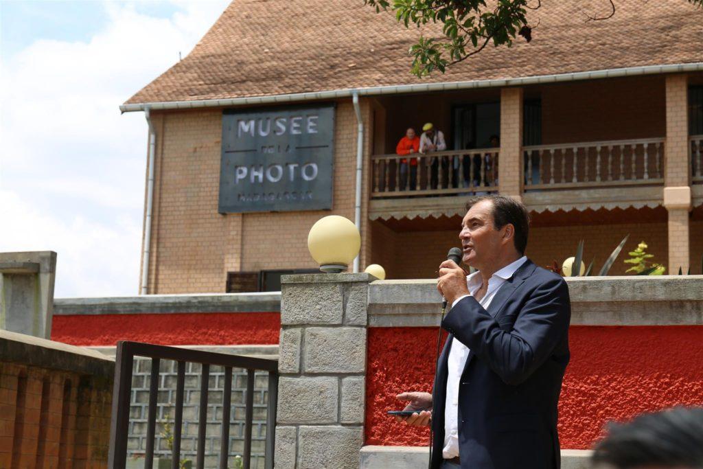 Cedric Donc musée de la photo madagascar