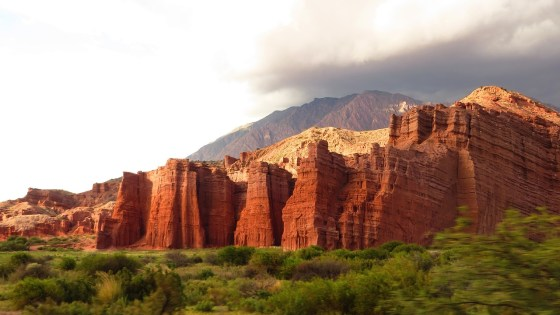 paysage montagne argentine