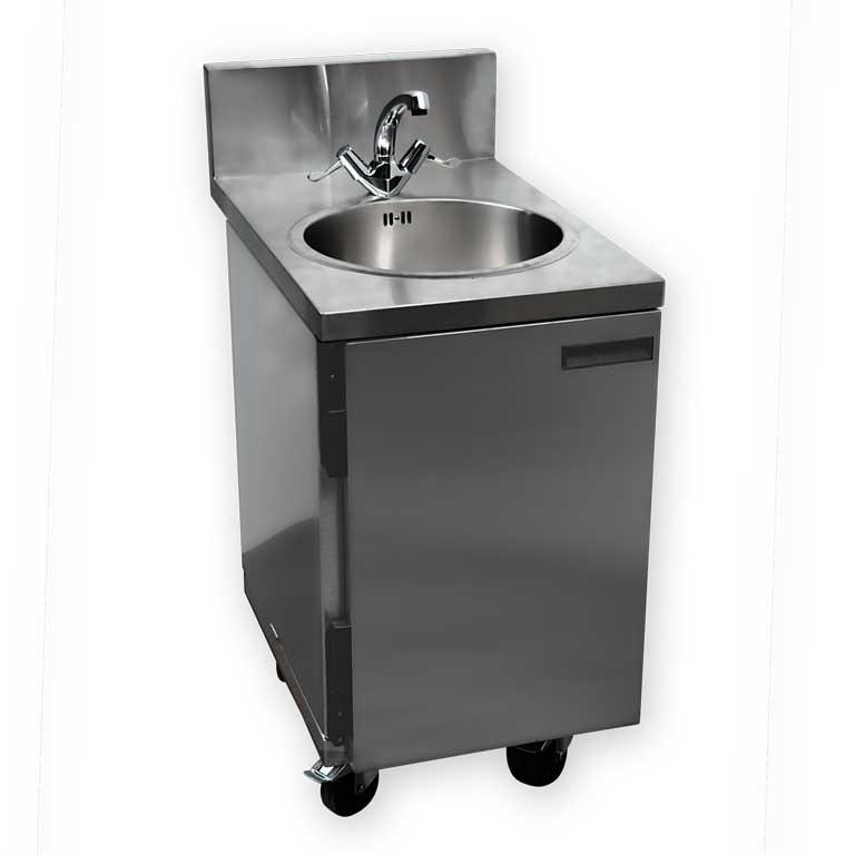 hand wash commercial sink unit