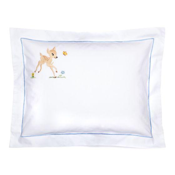baby pillowcase blue bambi pillow sold separately