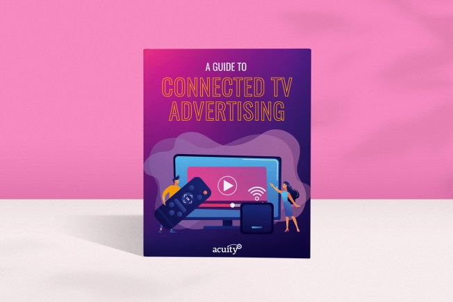 A Guide To Connected TV Advertising