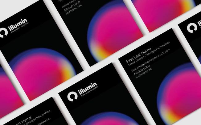 illumin business cards