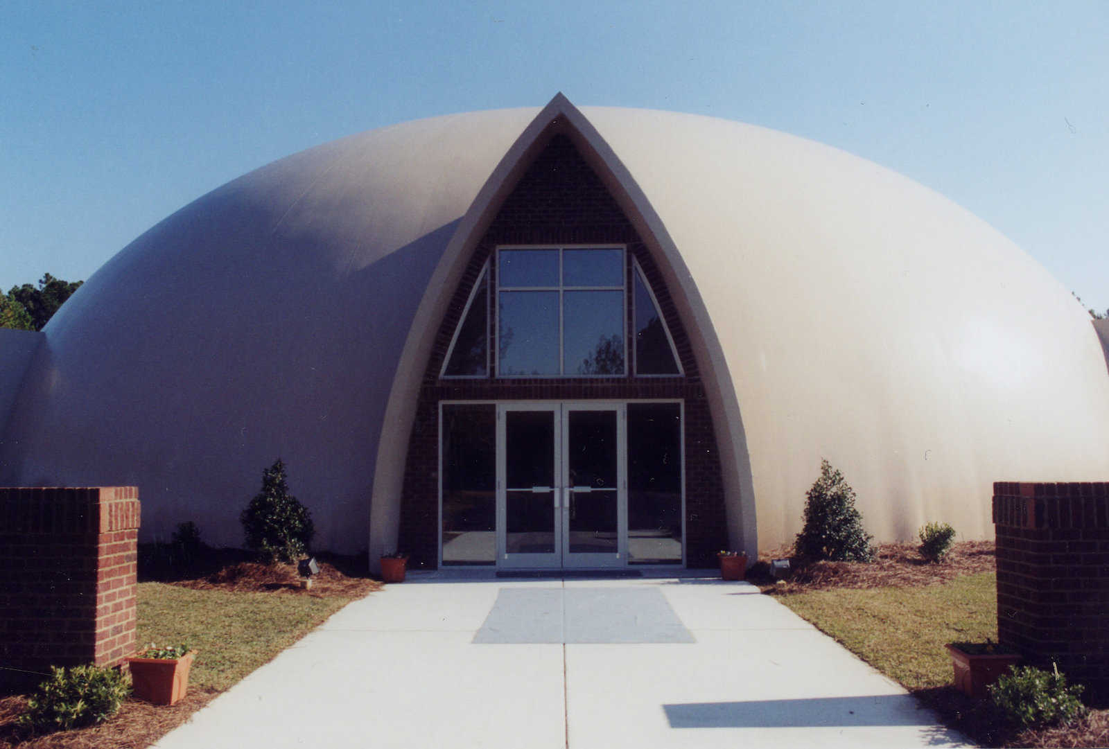 Featured Monolithic Dome Churches Monolithic Dome Institute