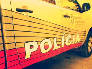 carro policia