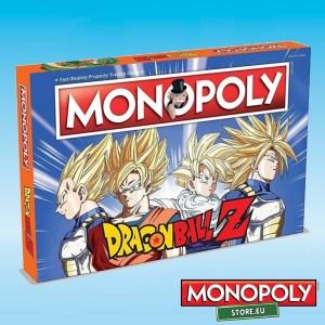 Monopoly DragonBall Z