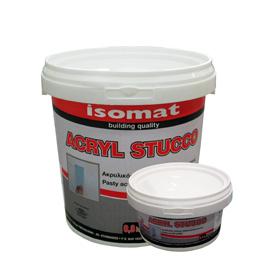 isomat acryl stucco