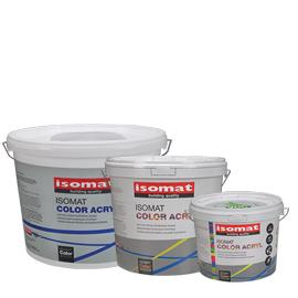 isomat color acryl