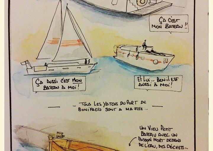 La Marina de Bonifacio