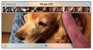 manipuler la video-iphone5-5s