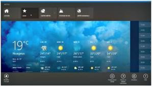 Choisissez un autre lieu pour lequel vous désirez connaître la météo