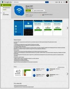 Lisez la page de description sur Play Store avant de charger une application