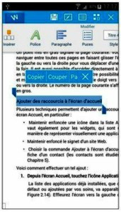Kingsoft Office et les documents Microsoft Word