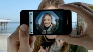 Pour voir la photo que vous venez de prendre, touchez la vignette dans le viseur. L'image apparaît dans l'application Photo