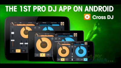 Application Cross DJ