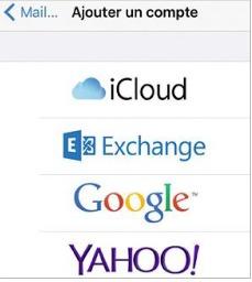 Enregistrer votre compte Google