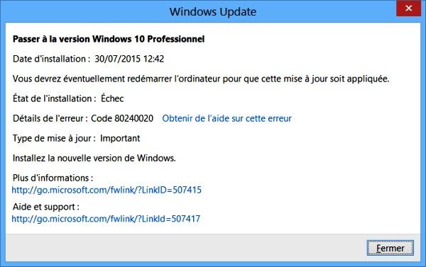 resoudre-echec-erreur-proprobleme-mise-a-jour-windows-10-sur-windows-update-code-erreur-80240020