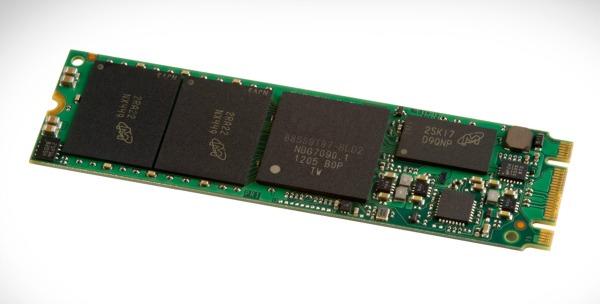 Image d'un disque SSD M2
