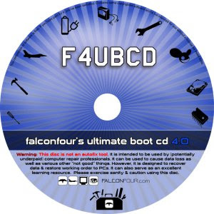 falconfour's ultimate boot cd free download