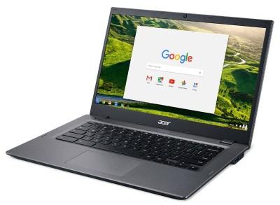 Chromebook pour la bureautique