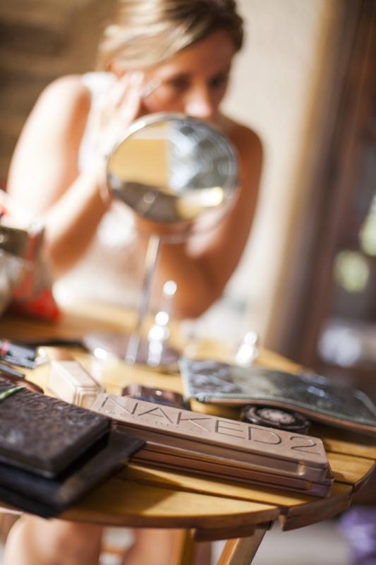 5 erreurs à ne pas faire la veille du mariage - ne pas utiliser de produits cosmétiques jamais testés