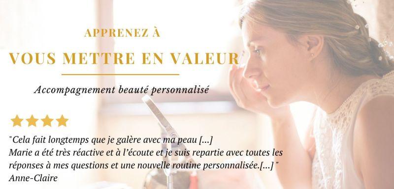 Ateliers et accompagnements beauté à Lyon - Blogueuse Lyonnaise - Mon peau de Crème - émonoé
