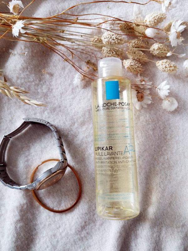 Huile lavante Lipikar AP+ - La Roche Posay - Astuces et conseils beauté - Mon peau de Crème