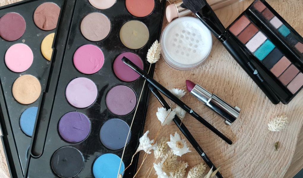 Pinceaux maquillage by passion beauté - Avis - pinceaux maquillage- Mon peau de crème